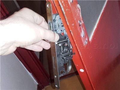 oprava zamku dveri