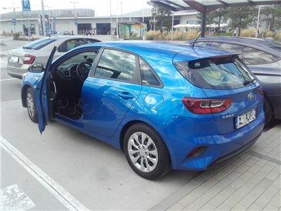 Otvorenie auta KIA