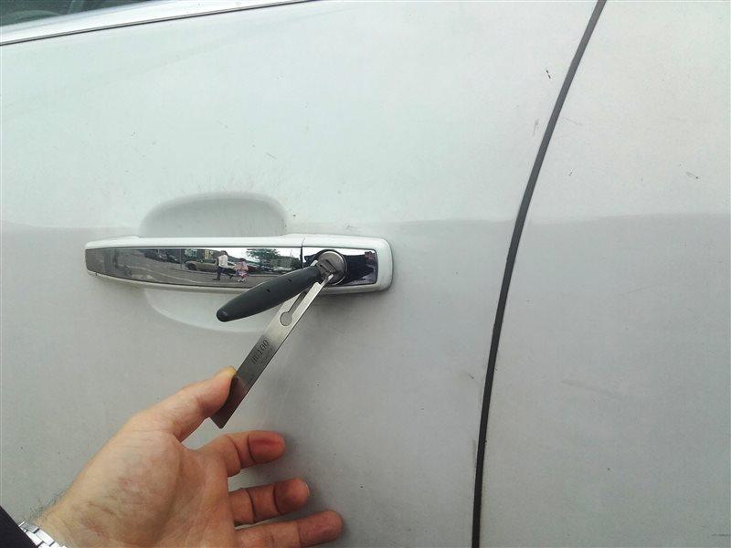 Núdzové otvorenie auta