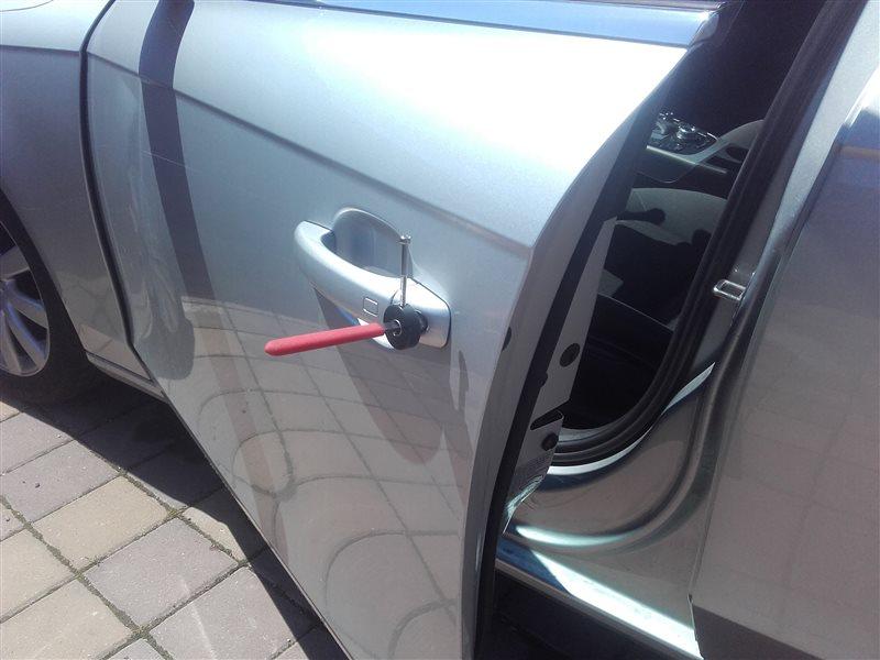 Otvorenie auta